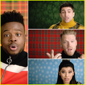 Pentatonix: 'What Christmas Means To Me' Music Video - Watch Now!