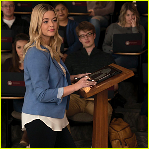 'Pretty Little Liars: The Perfectionists' First Images Show Alison DeLaurentis Teaching College