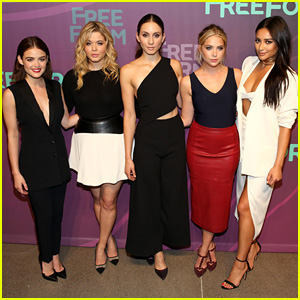 Who are the pll stars dating in real life