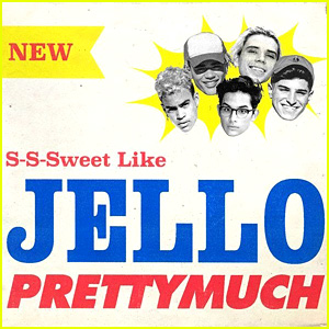 PRETTYMUCH Reveal New Single 'Jello' Was Inspired By This!