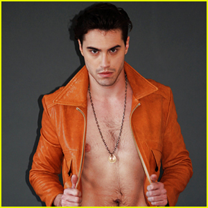 Ryan McCartan Ditches His Shirt for New Photo Shoot!
