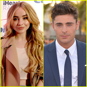 Sabrina Carpenter Recalls Meeting Zac Efron On A Beach When She Was Only 11