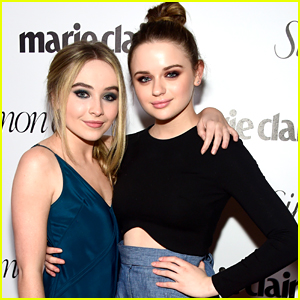 Sabrina Carpenter Opens Up About Working With Joey King In Another Project Soon