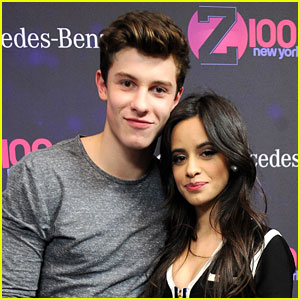 Shawn Mendes Braids Camila Cabello's Hair In New Photo