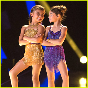 Ariana Greenblatt & Sky Brown Perform Together For Team Dance on 'DWTS Juniors' Semi-Finals - Watch Here!