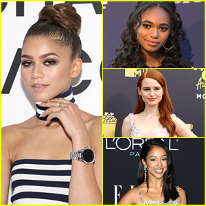Here Are All The Celebs Who Look Up To Zendaya As A Role Model