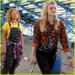 AJ Michalka & Rachel Crow Star in ABC's New Show 'Schooled' - See The Pics!