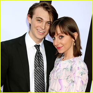 Former Disney Stars Dylan Riley Snyder & Allisyn Ashley Arm Are Engaged!