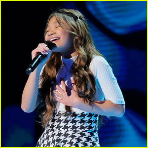 Angelica Hale Kept Her Golden Buzzer Confetti From 'AGT The Champions'