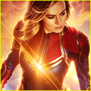 'Captain Marvel' Gets New Trailer & Posters Two Months Before Premiere