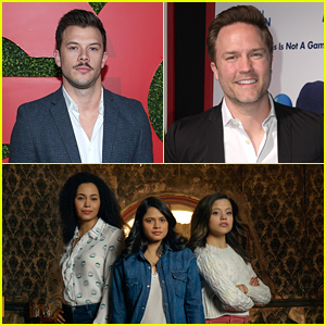 'Charmed' Recruits Jimmy Tatro & Scott Porter For Angel Roles