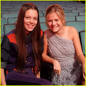AGT's Darci Lynne Farmer & Courtney Hadwin Are Really Good Friends On & Off Stage!