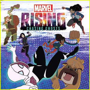 'Marvel Rising: Chasing Ghosts' Special with Dove Cameron Premiering This Week!