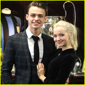 Thomas Doherty's Birthday Wish For Dove Cameron Will Make You Melt