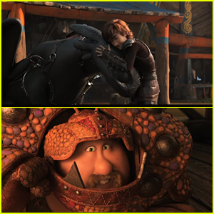 New 'How To Train Your Dragon 3' Promos Focus On Hiccup and Toothless' Friendship - Watch