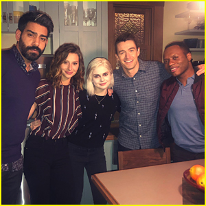 'iZombie' Cast Starts Saying Goodbye to The Set As They Film Final Episodes