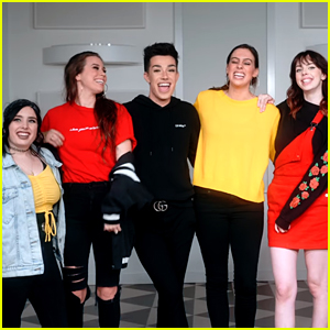 James Charles & Cimorelli Sing Demi Lovato Medley & The Greatest Showman's 'Never Enough'