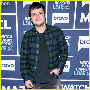 Josh Hutcherson Promotes 'Future Man' Season 2 on 'Watch What Happens Live'