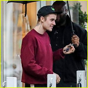 Justin Bieber & Brooklyn Beckham Have Hilarious Instagram Exchange!
