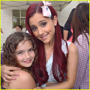 Lexi Jayde Posts Throwback Pics With Ariana Grande, Cole & Dylan Sprouse, & More!