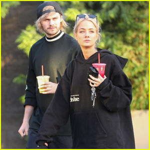 Michael Clifford & Fiancée Crystal Leigh Step Out Following Engagement News