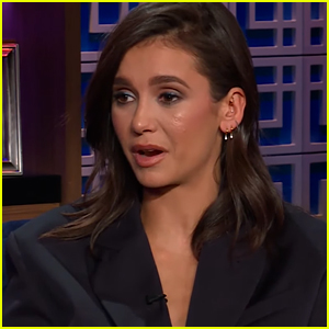 Nina Dobrev Talks About Her Fabulous 30th Birthday Party - Watch!
