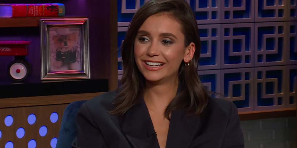 Nina Dobrev Talks About Her Fabulous 30th Birthday Party – Watch!
