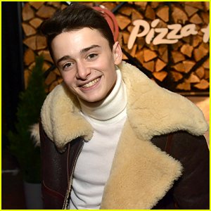 Noah Schnapp Promotes New Film 'Abe' at Sundance Film Festival 2019