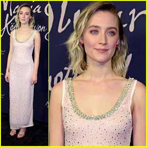 Saoirse Ronan Has Been Attached To 'Mary Queen of Scots' For Six Years!