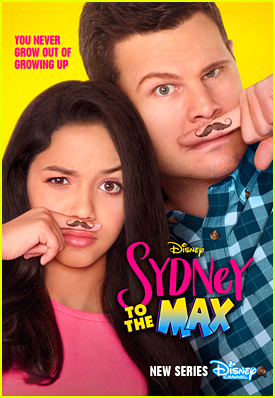 Meet The Full Cast of Disney Channel's 'Sydney To The Max'