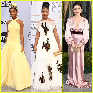 Eris Baker, Lyric Ross & Hannah Zeile Rep 'This Is Us' at SAG Awards 2019