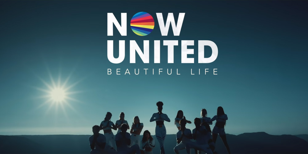 International Group Now United Debut New Music Video For