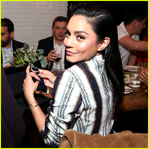 Vanessa Hudgens Says a Fan's Mom Once Called Her a Rude Name!