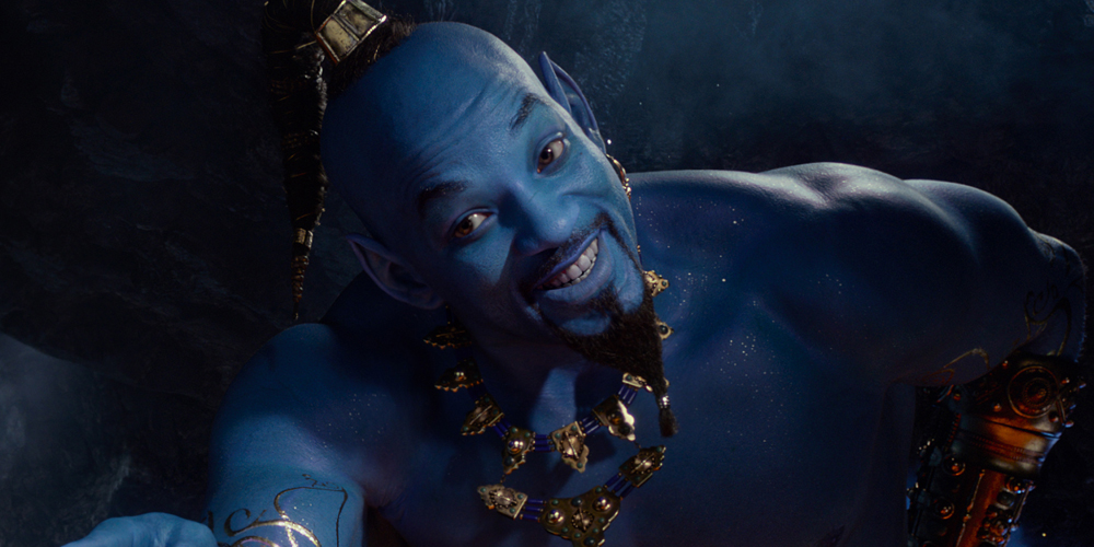Aladdin 2019: These Fans Were Haunted By Will Smith's Genie In New