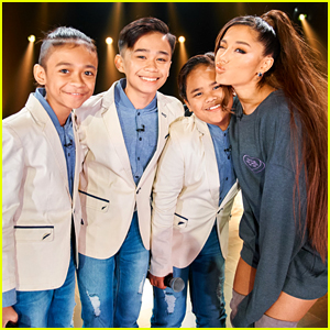 Ariana Grande Sings 'And I Am Telling You' with the TNT Boys - Watch Now!