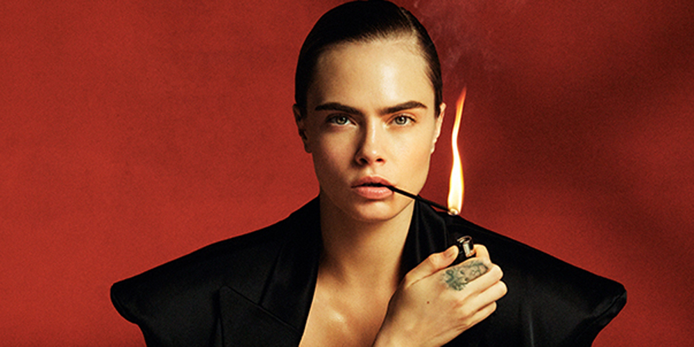 Cara Delevingne Looks Chic in Balmain's Spring 2019 Campaign – Watch!