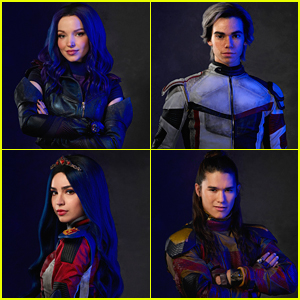 Disney Drops New 'Descendants 3' Promo Pics With Dove Cameron, Sofia Carson & More!