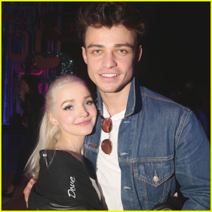 Dove Cameron Shared The Cutest Anniversary Message For Thomas Doherty
