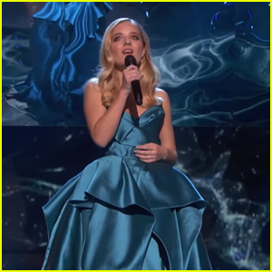 Jackie Evancho Gives Fans Sneak Peek at New Album on 'AGT: The Champions' - Watch!