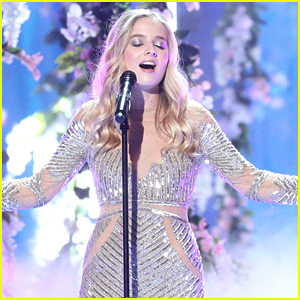 Jackie Evancho Makes Mighty Return to 'AGT: The Champions' - Watch the Video!