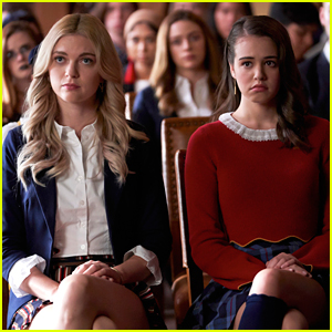 'Legacies' Star Jenny Boyd Teases If Lizzie & Josie's Relationship Will Change If They Find Out About The Merge