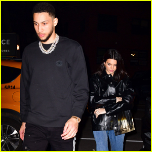 Kendall Jenner Grabs Dinner with Boyfriend Ben Simmons in NYC!
