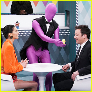 Kendall Jenner Plays a Game of 'Food or Not Food' with Jimmy Fallon - Watch!