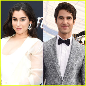 Lauren Jauregui Sings 'Part of Your World' With Darren Criss on Piano