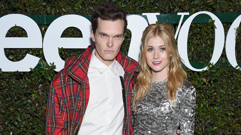 Katherine McNamara & Luke Baines Bring 'Shadowhunters' to Teen Vogue's Young Hollywood Party
