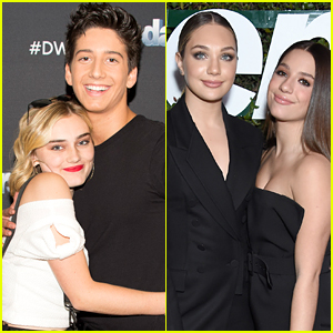 Maddie & Mackenzie Ziegler, Milo Manheim & Meg Donnelly To Appear on 'Celebrity Family Feud'!