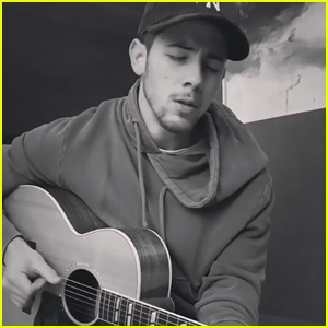 Nick Jonas Sings 'Shallow' from 'A Star Is Born' - Watch Now!