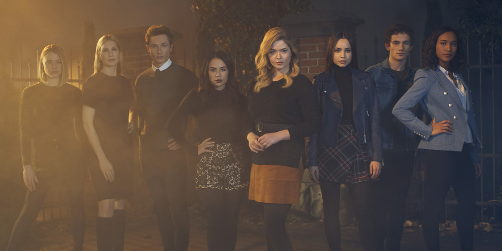 'Pretty Little Liars: The Perfectionists' Debuts First ...