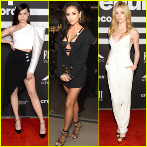 Sofia Carson & Sabrina Carpenter Reunite at Republic Records' Grammys After Party - See The Pic!