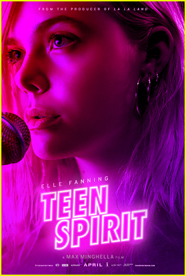 Elle Fanning Turns Into a Pop Star in 'Teen Spirit' Trailer!